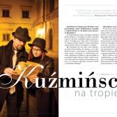 Kuźmińscy na tropie | Modny Kraków | fot. Jacek Dyląg