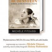 Spotkanie z Michelle Fitousi