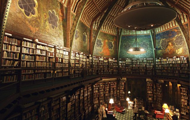 Oxford Union Society Library